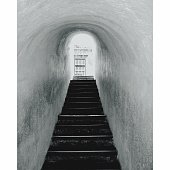 Staircase In Tunnel