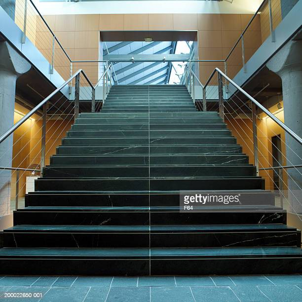 Staircase, office interior