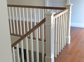stairs interior staircase white and wood classical design architecture steps