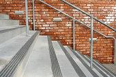 Stairs and Bricks