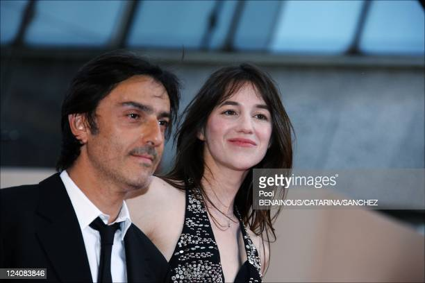 Stairs of the movie 'Coco Chanel and Igor Stravinsky' and Palme d'Or Closing Ceremony at the 62nd Cannes Film Festival In Cannes France On May 24...