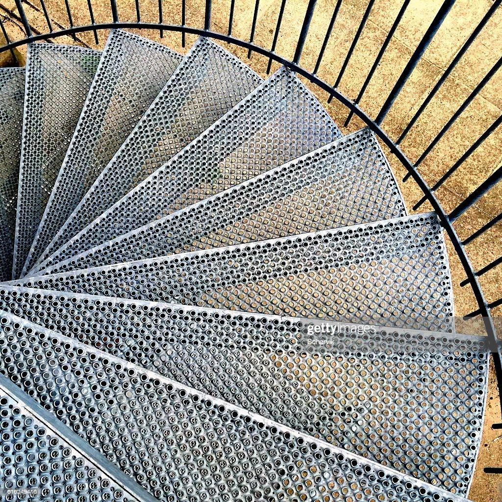 Escadas : Foto de stock