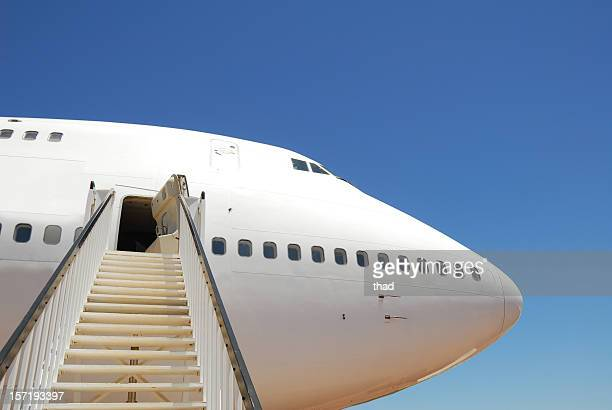 Stairway to a Jet