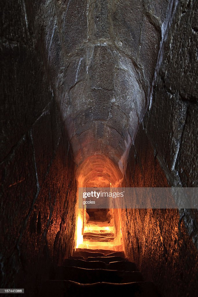 Escalier mène à l'enfer : Photo