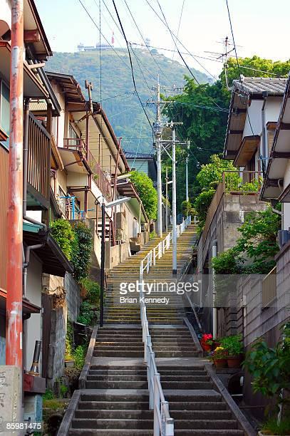 Stairway to Sarakura Mountain