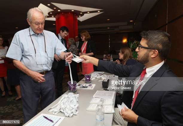 Stakeholders Association secretary Paul Sommerfeld attends the TB Alliance Stakeholders Association Annual Meeting at the Union World Conference on...