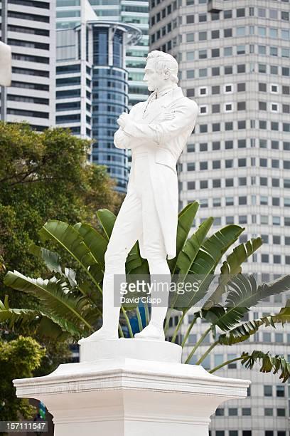 Stamford Raffles statue, Singapore