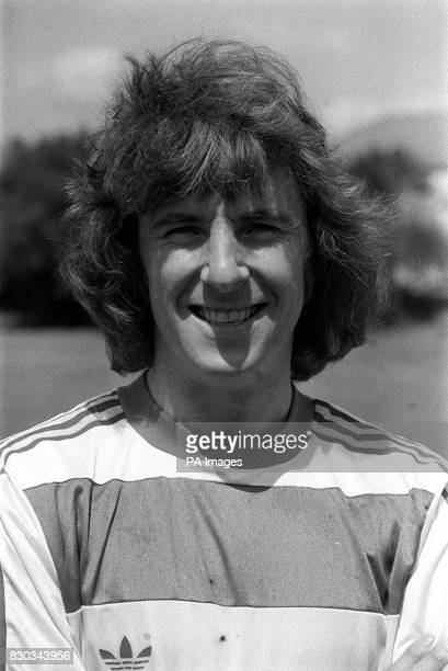 Stan Bowles player for First Division Queens Park Rangers Football Club during the 1978/79 season