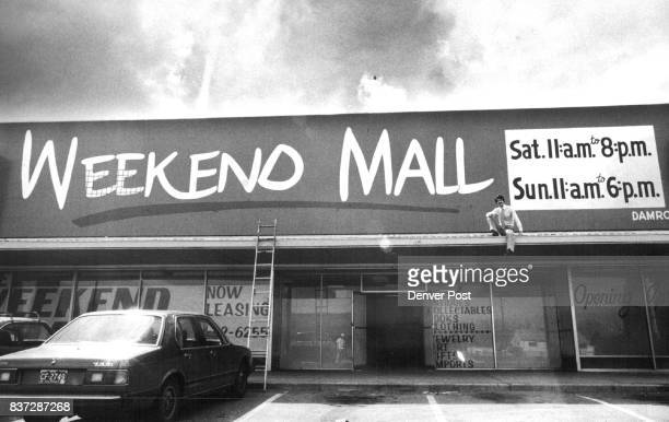 The Weekend Mall Credit The Denver Post