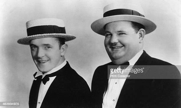 Stan Laurel and Oliver Hardy 20th century Laurel and Hardy became famous as comedians during the early half of the 20th century for their work in...