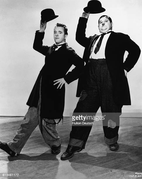 Laurel And Hardy Pictures and Photos | Getty Images