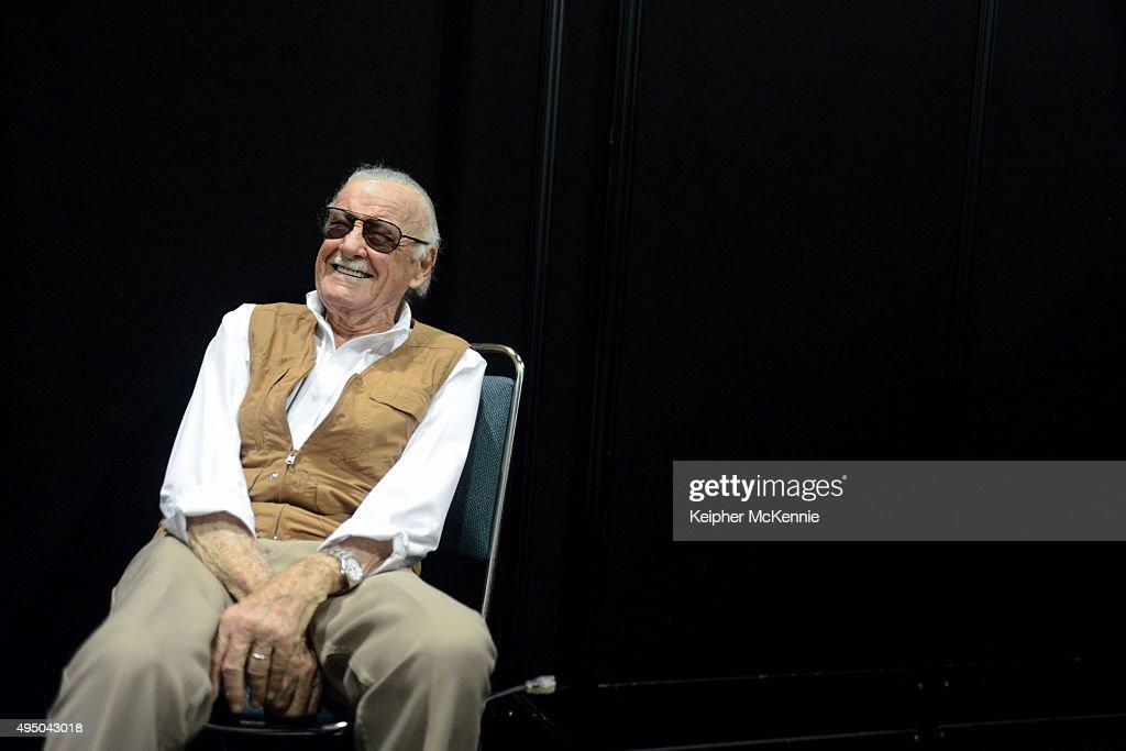 Stan Lee's Comikaze Expo Press Coference