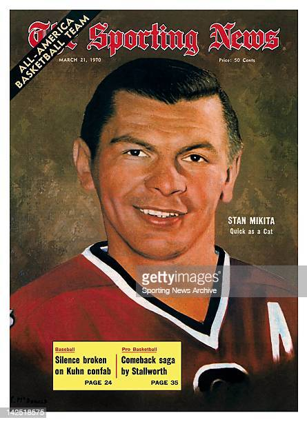 Stan Mikita Quick as a Cat