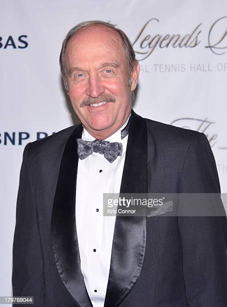Stan Smith attends The 2013 International Tennis Hall Of Fame Legends Ball at Cipriani 42nd Street on September 6 2013 in New York City