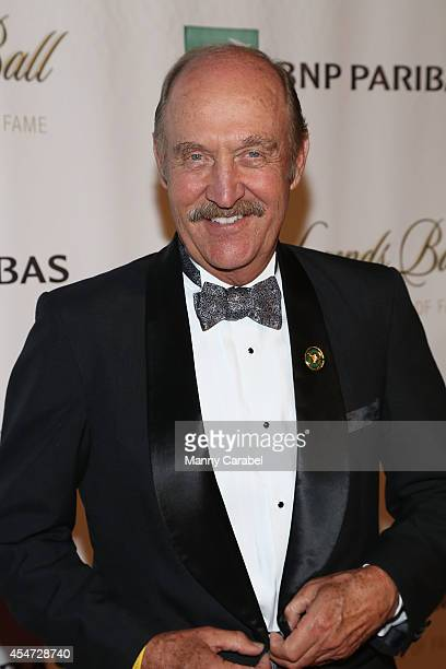 Stan Smith attends the 2014 Legends Ball Red Carpet Presented by BNP Paribas at Cipriani 42nd Street on September 5 2014 in New York City
