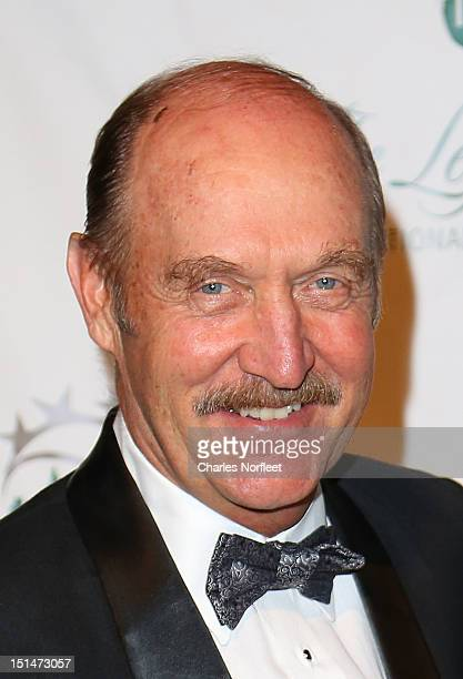 Stan Smith attends the International Hall Of Fame 'Legends Ball 2012' at Cipriani 42nd Street on September 7 2012 in New York City