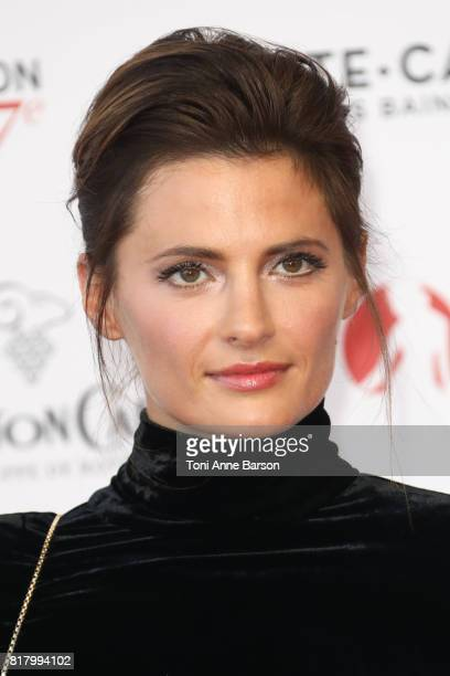 Stana Katic arrives at the Opening Ceremony of the 57th Monte Carlo TV Festival and World premier of Absentia Serie on June 16 2017 in MonteCarlo...