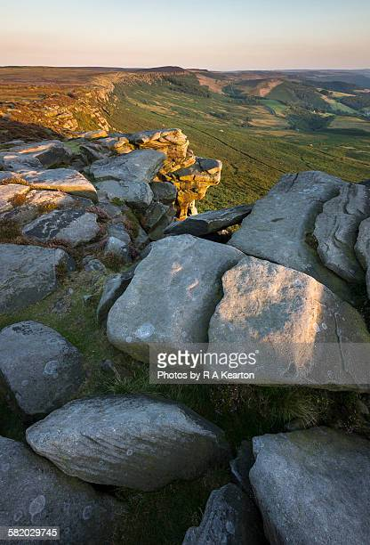 Stanage Edge, Peak District, Derbyshire