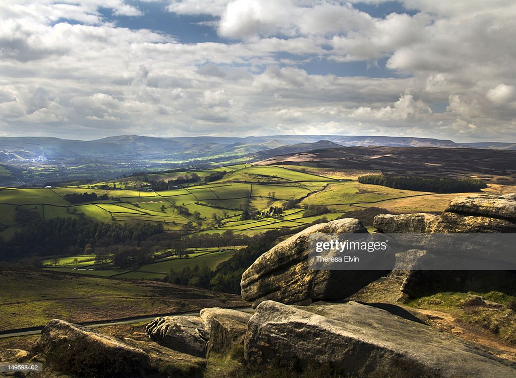 Stanage view