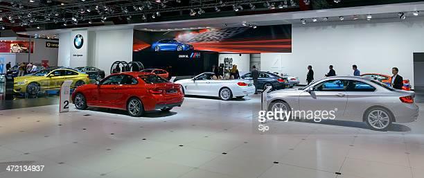BMW スタンド