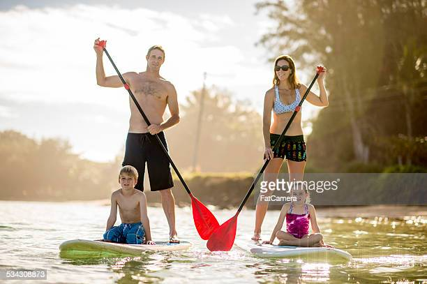Chambre supérieure-paddleboard famille