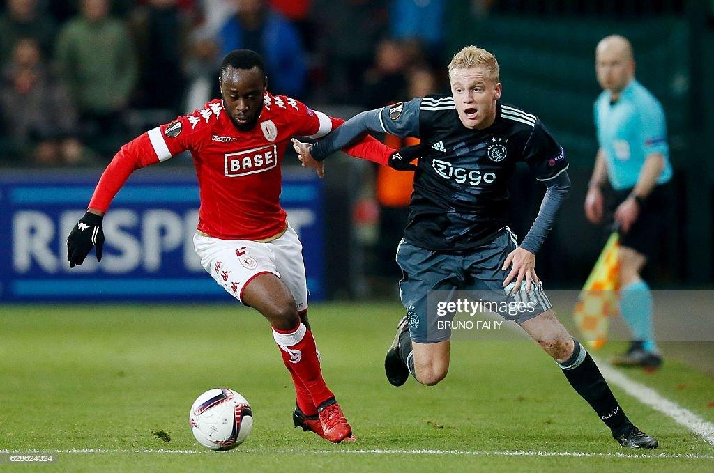 R. Standard de Liege v AFC Ajax - UEFA Europa League
