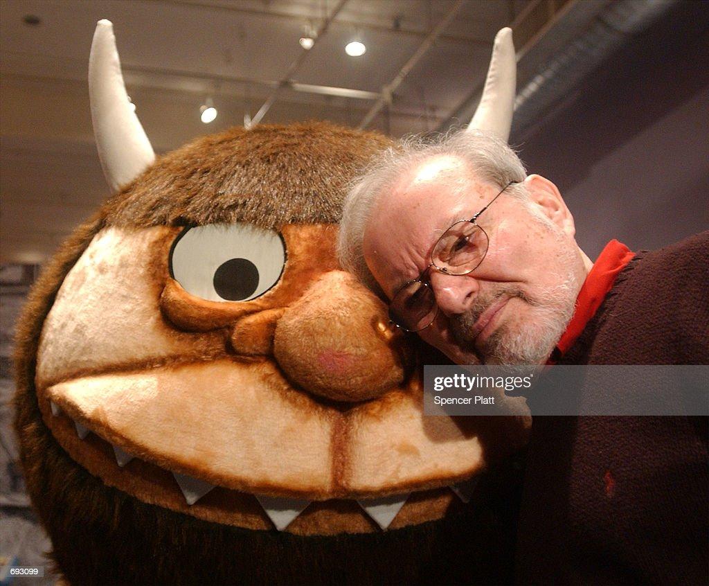 American Writer And Illustrator Maurice Sendak Dies At 83