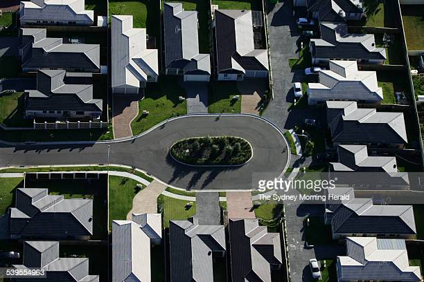 Stanhope Gardens area Sydney's North West expanding suburbs 14 February 2000 SMH Picture by NICK MOIR