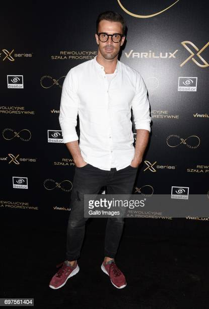 Stanislaw Karpiel Bulecka attends the Forever Young Varilux gala on June 06 2017 at the IMKA Theatre in Warsaw Poland The gala was organized by a...