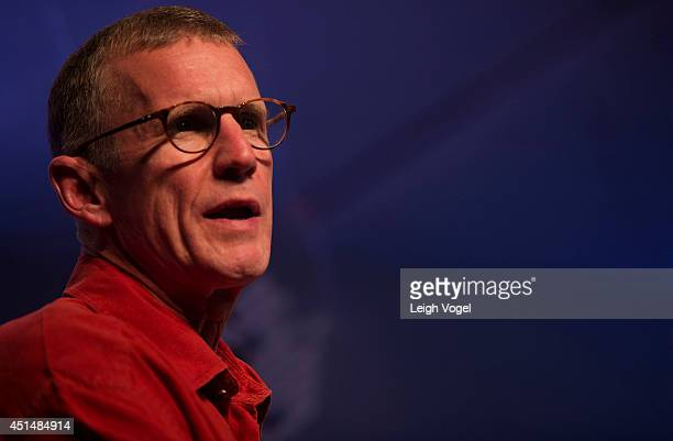Stanley A McChrystal speaks during The Service Year Creating a New Cultural Norm during Aspen Ideas Festival 2014 at the Aspen Institute on June 29...