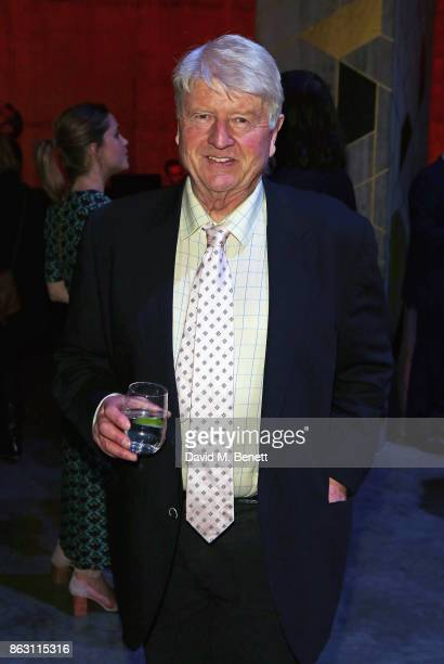 Stanley Johnson attends The London Evening Standard's Progress 1000 London's Most Influential People in partnership with Citi on October 19 2017 in...