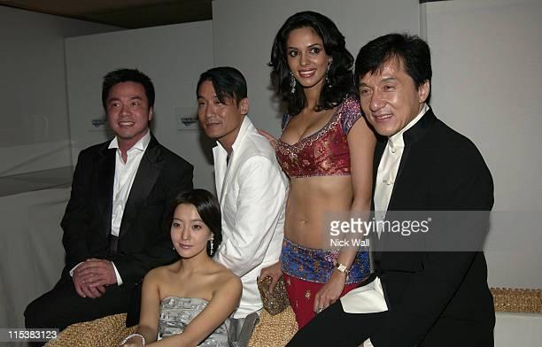 Stanley Tong Tony Leung Kafai Kim HeeSeon Mallika Sherawat and Jackie Chan