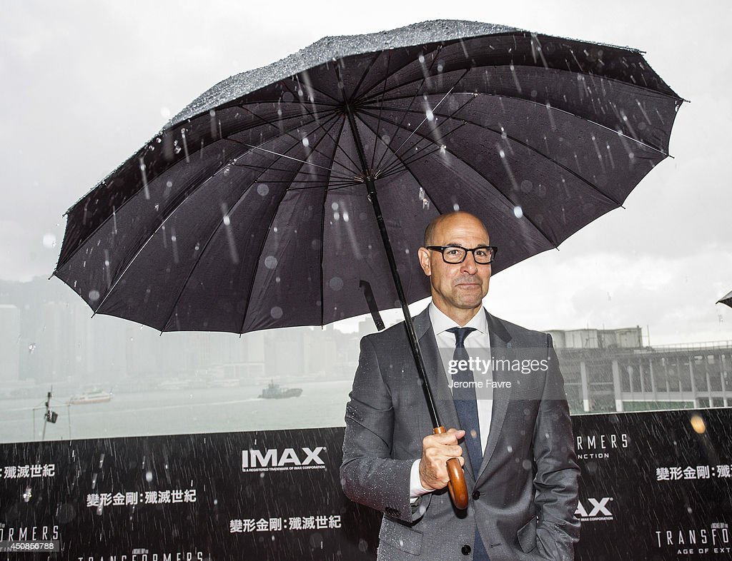<a gi-track='captionPersonalityLinkClicked' href=/galleries/search?phrase=Stanley+Tucci&family=editorial&specificpeople=209366 ng-click='$event.stopPropagation()'>Stanley Tucci</a> arrives at the worldwide premiere screening of 'Transformers: Age of Extinction'at the on June 19, 2014 in Hong Kong.