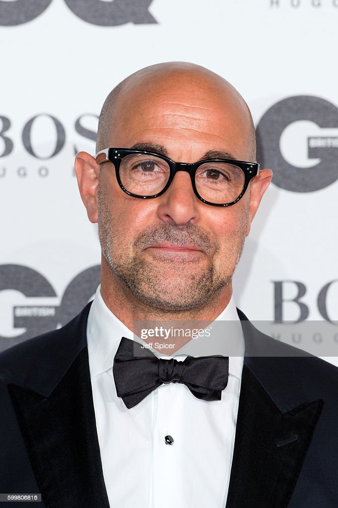 Stanley Tucci arrives for GQ Men Of The Year Awards 2016 at Tate Modern on September 6, 2016 in London, England.
