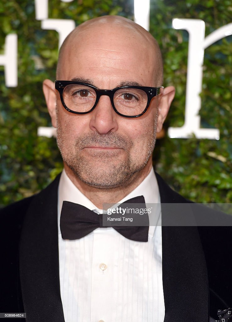 <a gi-track='captionPersonalityLinkClicked' href=/galleries/search?phrase=Stanley+Tucci&family=editorial&specificpeople=209366 ng-click='$event.stopPropagation()'>Stanley Tucci</a> attends the London Evening Standard British Film Awards at Television Centre on February 7, 2016 in London, England.