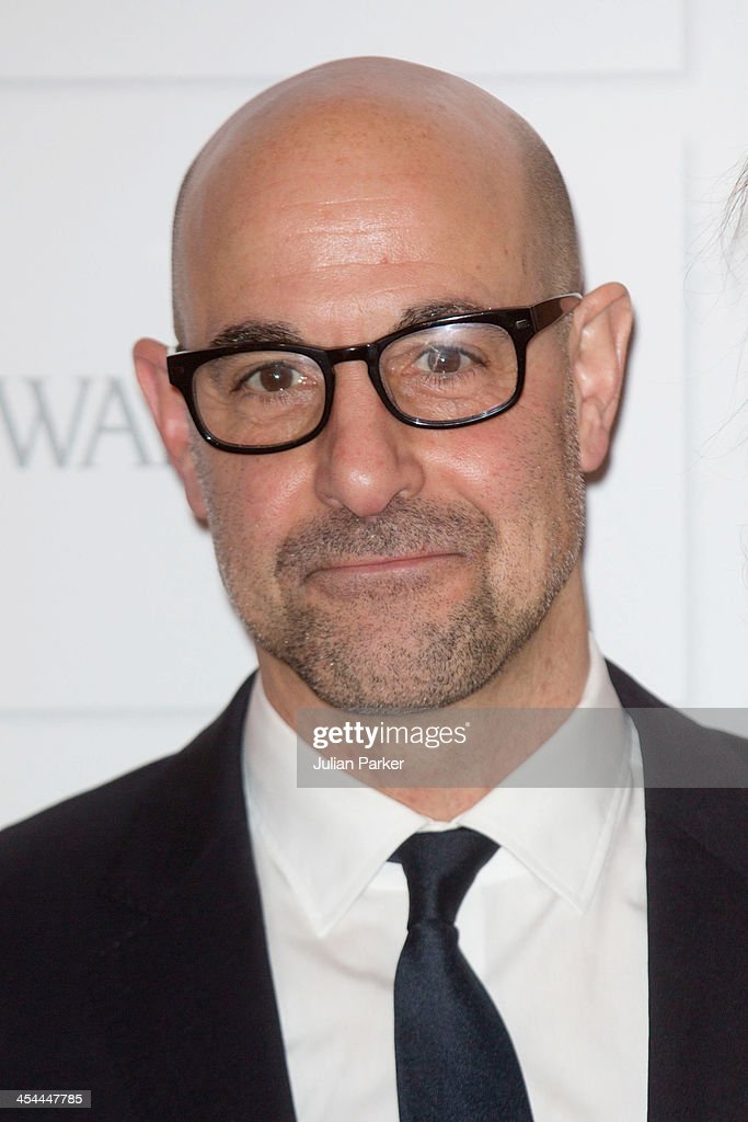 <a gi-track='captionPersonalityLinkClicked' href=/galleries/search?phrase=Stanley+Tucci&family=editorial&specificpeople=209366 ng-click='$event.stopPropagation()'>Stanley Tucci</a> attends the Moet British Independent Film awards at Old Billingsgate Market on December 8, 2013 in London, England.