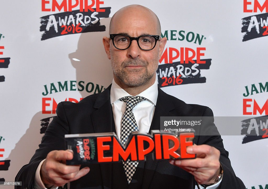 Jameson Empire Awards 2016 - Winners Room