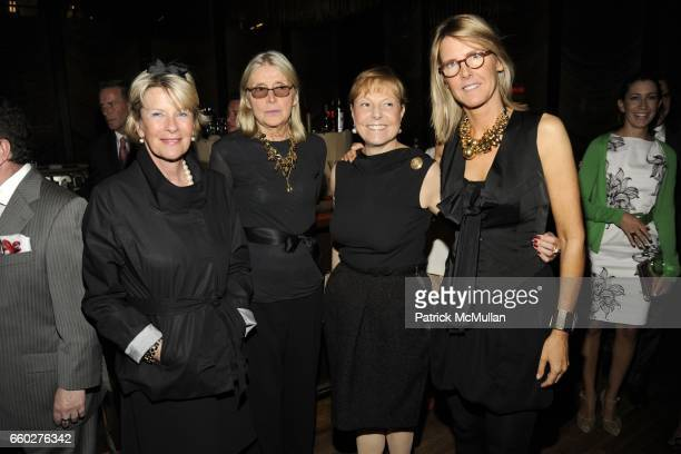 Stanley Weisman Virginia Chipurnoi Grazia d'Annunzio and Sarah Gore Reeves attend ENRIQUE NORTEN Private Dinner Celebrating the 25th Anniversary of...