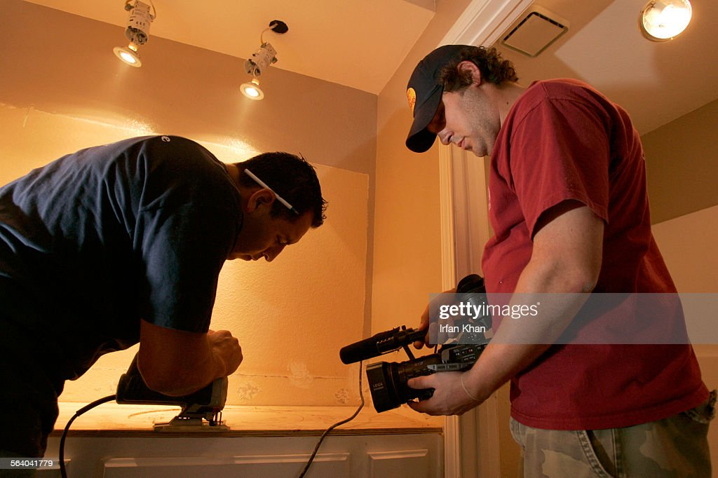 Stanton aug 31 2007 flip that house on tlc reality show pictures getty images - Tlc house shows ...