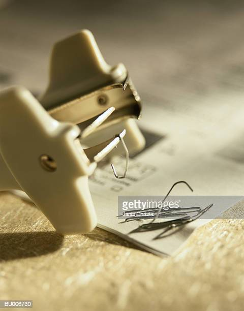 Staple Remover and Staples