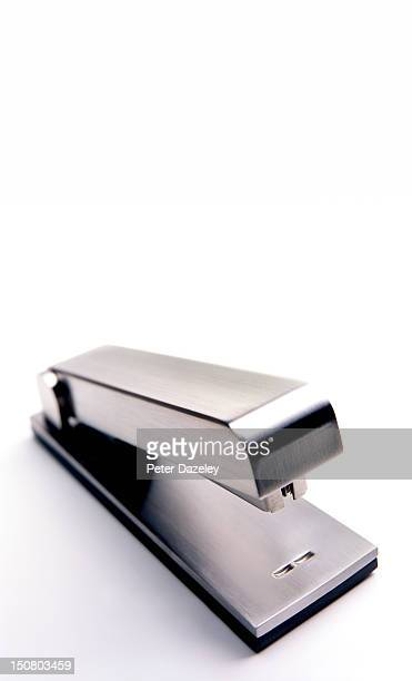 Stapler with copy space
