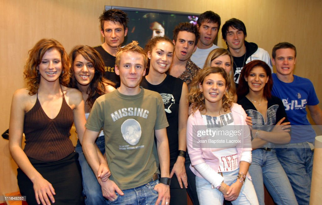 Star Academy Season 3 during Star Academy in Cannes at Palais des festivals in Cannes France