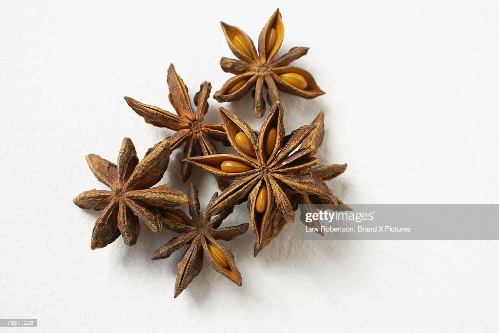 Star anise : Stock Photo