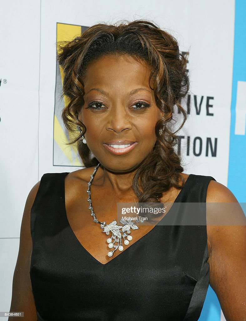 Star Jones arrives to the Creative Coalition's 2009 Inaugural Ball held at the Harman Center for the Arts on January 20 2009 in Washington DC