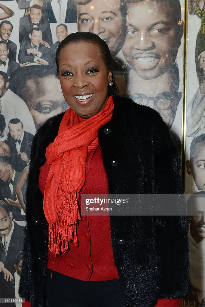 <a gi-track='captionPersonalityLinkClicked' href=/galleries/search?phrase=Star+Jones&family=editorial&specificpeople=202645 ng-click='$event.stopPropagation()'>Star Jones</a> attends Apollo Club Harlem at The Apollo Theater on February 18, 2013 in New York City.