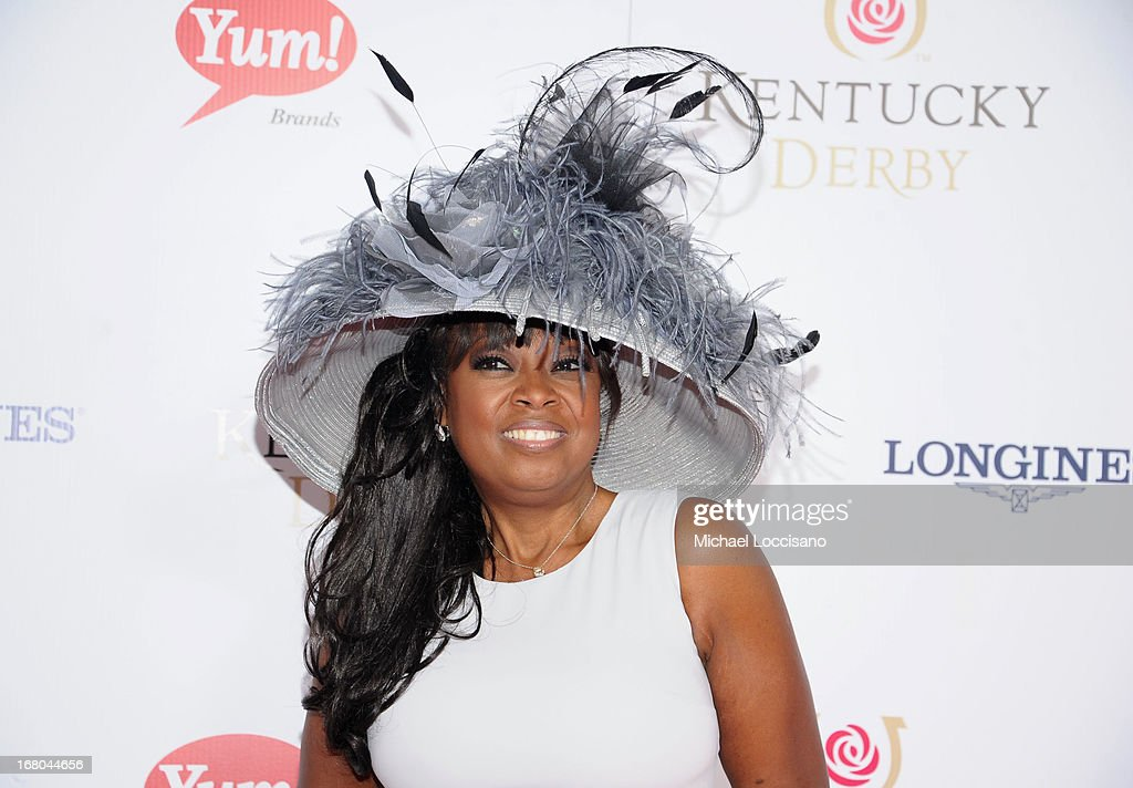 <a gi-track='captionPersonalityLinkClicked' href=/galleries/search?phrase=Star+Jones&family=editorial&specificpeople=202645 ng-click='$event.stopPropagation()'>Star Jones</a> attends the 139th Kentucky Derby at Churchill Downs on May 4, 2013 in Louisville, Kentucky.
