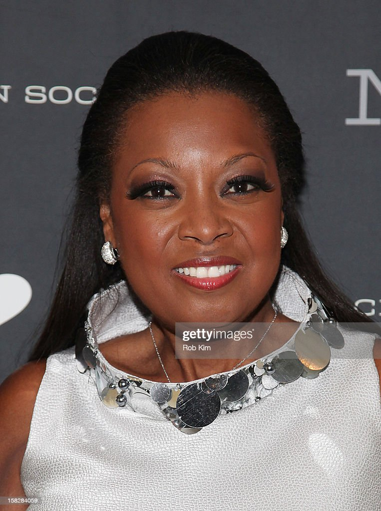 <a gi-track='captionPersonalityLinkClicked' href=/galleries/search?phrase=Star+Jones&family=editorial&specificpeople=202645 ng-click='$event.stopPropagation()'>Star Jones</a> attends the 200th Anniversary New York City Mission Society Gala Dinner at The Pierre Hotel on December 12, 2012 in New York City.