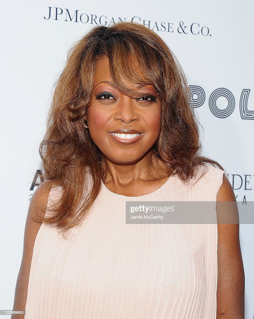 Star Jones attends the 2010 Apollo Theater Spring Benefit Concert & Awards Ceremony at The Apollo Theater on June 14, 2010 in New York City.