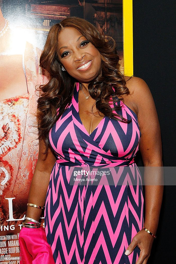 <a gi-track='captionPersonalityLinkClicked' href=/galleries/search?phrase=Star+Jones&family=editorial&specificpeople=202645 ng-click='$event.stopPropagation()'>Star Jones</a> attends the 'Belle' premiere at The Paris Theatre on April 28, 2014 in New York City.