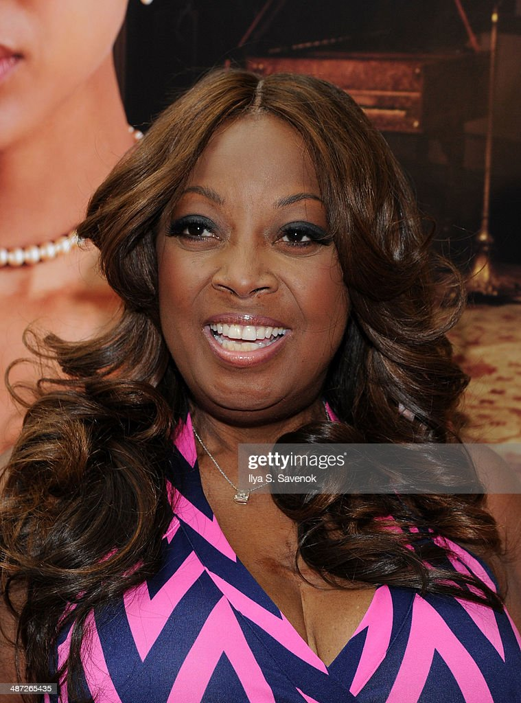 Star Jones attends the 'Belle' premiere at The Paris Theatre on April 28, 2014 in New York City.